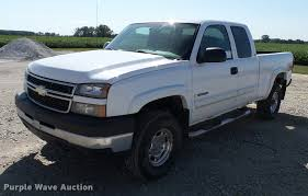2006 Chevrolet Silverado 2500HD Ext. Cab Pickup Truck | Item...
