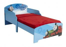 Thomas The Tank Engine Bedroom Decor Australia by Thomas The Tank Engine Toddler Bed Underbed Storage U0026 Shelf By