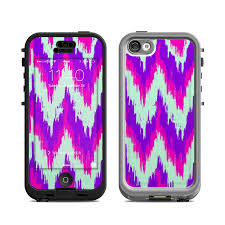 Lifeproof iPhone 5C Nuud Case Skin Kindred by Brooke Boothe