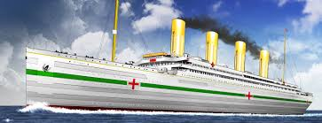 Roblox Rms Olympic Sinking by Hospitalship Explore Hospitalship On Deviantart