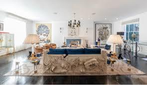 100 Home Design Project An Unpredictable Interior Where Blue And