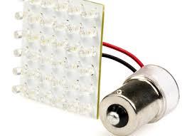 2 x 580 rear brake light bulbs car auto bulb honda civic