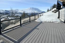 100 Clearview Decking Safely Remove Ice And Snow From A Composite Or PVC Deck Deck Talk