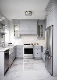 White Kitchen Tiles Ideas 23 White Kitchens Without Wood Floors S