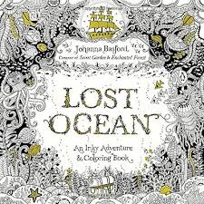 Lost Ocean An Inky Adventure And Coloring Book