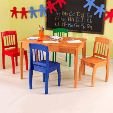 Crayola Wooden Table And Chair Set by Toddler Wooden Play Table And Chairs Best Chair Decoration
