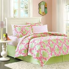 Pink And Green Bedroom Set