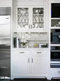 Shaker Cabinet Doors White by Kitchen Cabinet Door Glass In Clean Shade White Doors Brilliant