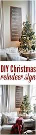 Donner And Blitzen Christmas Tree Instructions by Diy Christmas Reindeer Sign Liz Marie Blog