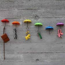 simple decoration decorative key holder for wall pretty