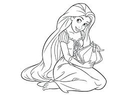 Printable Disney Princess Halloween Coloring Pages Free Sheets Kids Colouring Elsa