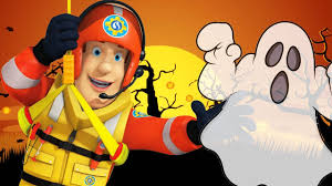 Best Halloween Episodes Cartoons by Fireman Sam Us New Episodes Fire Alarm At The Halloween Party