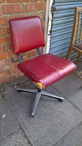 60s Tan Sad Industrial Office Chair In NN2 Northampton For £45.00 ...