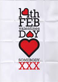 10 Love Infused Valentines Day Poster Ideas
