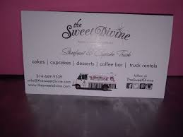 100 Truck Rental St. Louis The Sweet Divine Food St MO Cupcakes Food
