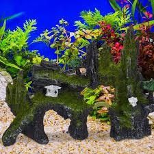 aquarium deko felsen