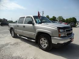 2007 CHEVROLET SILVERADO 1500 CLASSIC CREW CAB For Sale In Medina ...