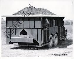 100 Largest Truck In The World 1937 MACK FCSW COAL TRUCK In In Diana 8x10 GLOSSY
