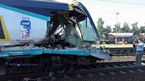 Czech Highspeed Train Crash (truck) Pendolino Vs Truck - YouTube Train Slams Into Truck In Locust Grove Shuts Down Parts Of Ga 42 Man Killed Train Vs Collision Mentone 953 Mnc Wreck Injures Brston Man News Somerset Truck Youtube To Make It Easier Travel From Mombasa Lethbridge Herald On Twitter Accident Hwy 4 Garbage Near Abingdon Galleries Halduriercom Via Train Vs Truck And Derails Aftermath Hd Trains Trucks Video Huffpost Indiana Lawmakers Aboard That Hit Hits Dump Stow Fox8com