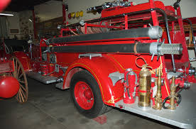 100 Fire Truck Museum San Diego House