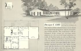 The Retro Home Plans by Vintage House Plans 1385 Antique Alter Ego