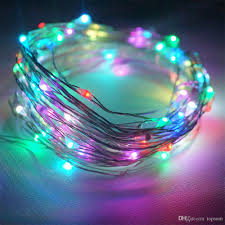 10m 100leds dc 5v light string diy novelty led lights for