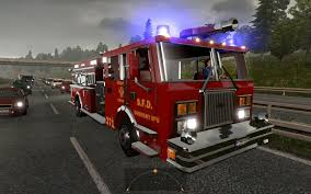 GREAT MOD ON TRAFFIC 1.23.XX | ETS2 Mods | Euro Truck Simulator 2 ... Fire Truck Parking Hd Google Play Store Revenue Download Blaze Fire Truck From The Game Saints Row 3 In Traffic Modhubus Us Leaked V10 Ls15 Farming Simulator 2015 15 Mod American Ls15 Mod Fire Engine Youtube Missippi Home To Worldclass Apparatus Driving Truck 2016 American V 10 For Fs Firefighters The Simulation Game Ps4 Playstation Firefighter 3d 1mobilecom Emergency Rescue Code Android Apk Tatra Phoenix Firetruck Fs17 Mods