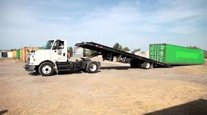 100 Shipping Containers 40 Container Loading Unloading Tulsa Cargo
