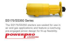 ingersoll rand air starter motor power pro louisiana ingersoll rand air starters re manufactured