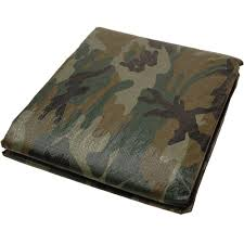 Sigman 12 ft x 16 ft Camouflage Tarp CMPT The Home Depot
