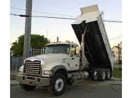 2012 MACK Granite GU713, Houston TX - - Equipmenttrader.com