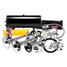 Kleinn® HK8 - ProBlaster™ Triple Chrome Air Horn Kit Philippines 4 Trumpet Vehicle Air Horn 12v24v Compressor Tubing Hornblasters Jackass 228v Kit Best Rated In Horns Helpful Customer Reviews Amazoncom Universal Fourtrumpet Air Train Horn For Cartruckboat Kleinn Pro Blaster Train Kits Hella Dual 24v Autoelec Warehouse Online Shop 12v Car Boat Truck 178db Tone Complete System With Compressor Tank And New Chrome W 150 Psi 3 Liter Malaysia Loud Easy To Fit Tech 12v Truck Youtube