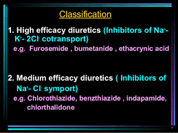 High Ceiling Loop Diuretics Adverse Effects by 17 Diuretics