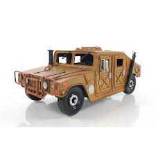100 Truck Model Humvee Military Light Truck Model Humvee Military Scale Model