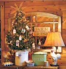 Vintage Themed Christmas Tree Decorating Ideas Image MyHomeIdeas