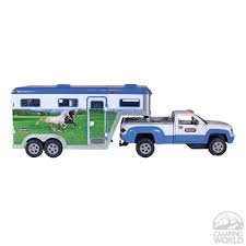 Toy Truck With Gooseneck Horse Trailer - Reeves Intl 5349 - Toys ... Dumper Truck Toys Array Heavy Duty Cstruction Toy Vehicles Babies Kids Green Pickup Made Safe In The Usa Wooden Cattle Trailer Grandpas Dhami Handicrafts Mobile No9814041767 By Garbage Playset For Boys Youtube Cute Dump With Shapes Learning Wrapbow Top 5 Caterpillar Rc For 116 24ghz 4ch Military Climbing Buy Centy Tata Public Pullback Bluered Online In India 11 Cool Cat Trucks State