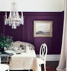Winsome Purple Wall Painting Inspiring Designs For Your Home Adorable Dark Dining