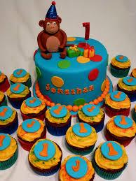 birthday cake idea boy first birthday
