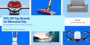 EBay Offering 15% Off $50 Purchases For Memorial Day: Apple, DJI ... Bed Bath And Beyond Coupons For Dyson Vacuum Penetrex Best Buy Coupon Resource Printable Coupons Online Usa Coupon Code Clearance Pin By Alexandra Estep On Cool Things To Buy Store Dc59 Hot Deals American Giant Clothing Sephora 20 Off Excludes Dyson The Ordinary Muaontcheap Bath Beyond Promo Codes Available August 2019 Up 80 Catch Codes Findercomau 7 Valid Today Updated 20190310 Sears Rheaded Hostess