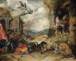 Allegory Of War Is Listed Or Ranked 4 On The List Famous Animal Paintings