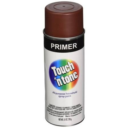 Rustoleum Touch 'N Tone Primer Spray - Red