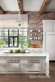 Texas Kitchen With Rustic Glamour