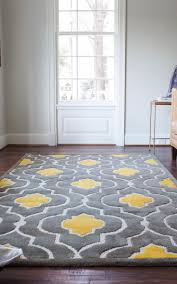Grey Brown And Turquoise Living Room by Gorgeous Floor Rug Yellow Gray Rug Wayfair Omg Can I Please Have