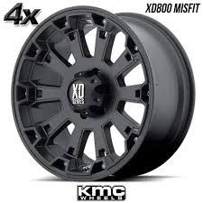 4 KMC XD800 Misfit 17
