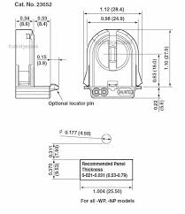 Shunted Bi Pin Lamp Holders by Leviton Shunted L Holder 100 Images Leviton 13661 Osl