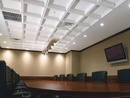 plafond a caisson suspendu faux plafond 50 idées fascinantes pour le revêtement