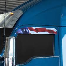 Belmor® CT-845-41-1 - Tape-On Chop Tops USA Flag Side Window ...