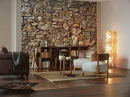 komar 8 727 fototapete wall tapete wand dekoration wandbelag wandbild wanddeko steinwand steinoptik steinmauer 8 727 neutral 368 x 254