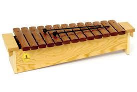 100 Home Made Xylophone Studio 49 Series 1600 Diatonic Soprano W Rosewood Bars