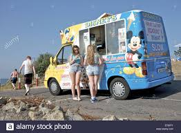 100 Buy Ice Cream Truck Two Girls Buying Ice Cream From An Ice Cream Van In Dublin City